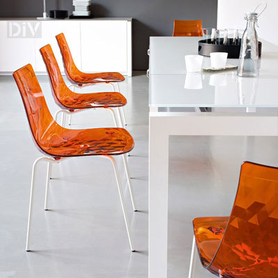 calligaris dining chair. Calligaris Ice Chair Dining I