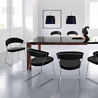 New York Chair. Dining Chairs. Dining : Calligaris. Modern furniture.