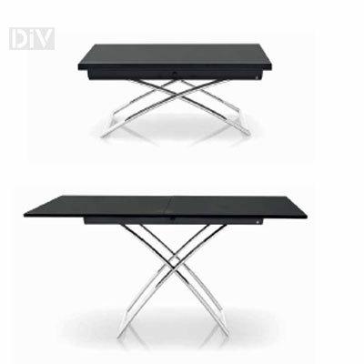 magic-j folding tables. coffee tables. living : calligaris. modern
