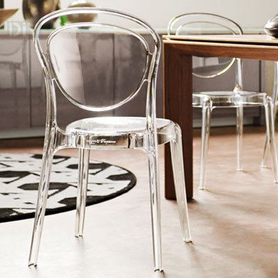 Parisienne chair dining chairs dining calligaris for Calligaris parisienne