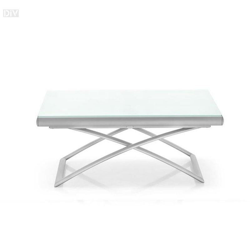 Dakota folding table coffee tables living calligaris modern furniture Folding coffee table
