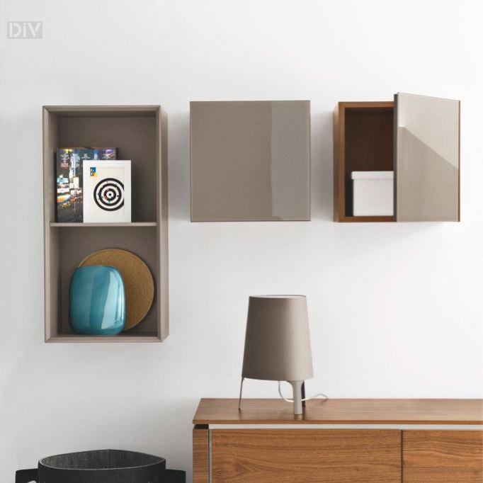 Inbox Hanging Cabinet 51 Modular Wall Units Living