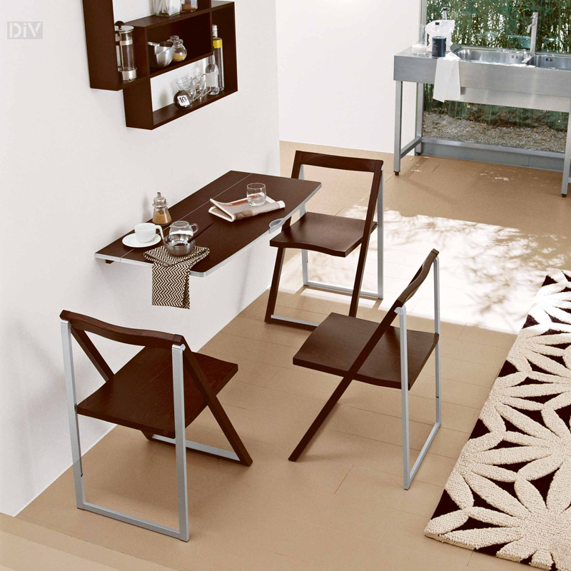 Olivia bar folding table dining tables dining calligaris modern furniture - Tavolo olivia pocket calligaris ...