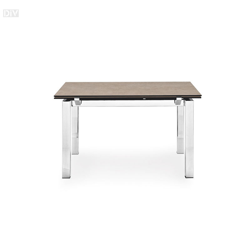 Airport extendable dining table dining tables dining for Calligaris airport
