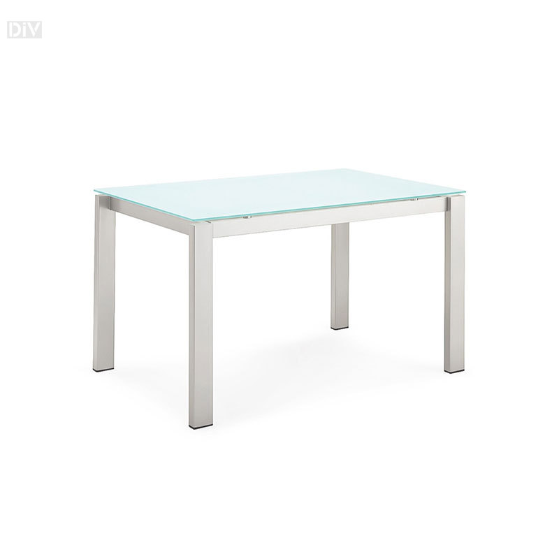 Baron extendable dining table dining tables dining for Calligaris baron table