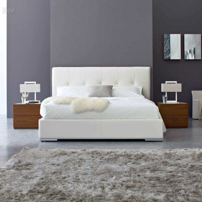 Swami Bed Beds Bedroom Calligaris Modern Furniture