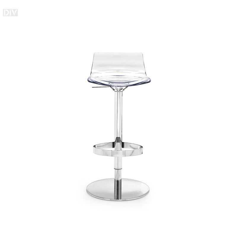 L Eau Adjustable Stool Bar And Counter Stools Dining