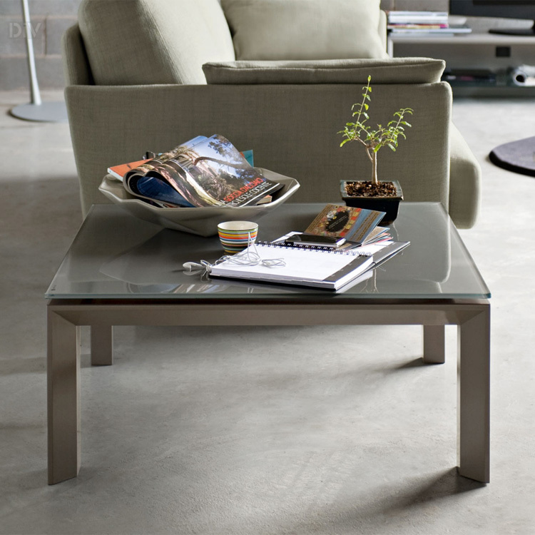 Calligaris Omnia Glass Coffee Table
