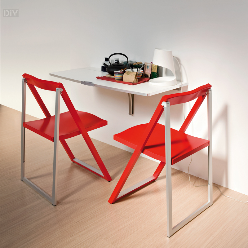 Olivia Bar Folding Table With Skip Chairs