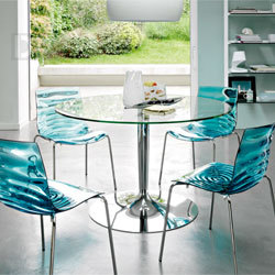 Dining Tables. Planet Glass Dining Table