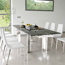 Dining Tables. Tower Extendable Dining Table