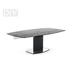 Dining Tables. Cosmic Extendable Dining Table
