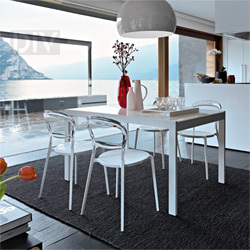 Dining Tables. Key Extendable Dining Table