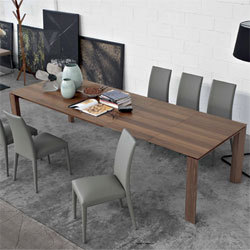 Dining Tables. Omnia XLL Extendable Dining Table