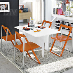 Dining Tables. Spazio Folding Table
