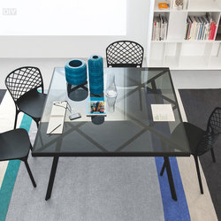 Dining Tables. Frame Dining Table