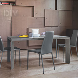 Dining Tables. Lam Extendible Dining Table