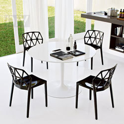 Dining Tables. Planet Small Wood Dining Table