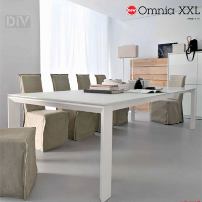 calligaris dining table extendable 3