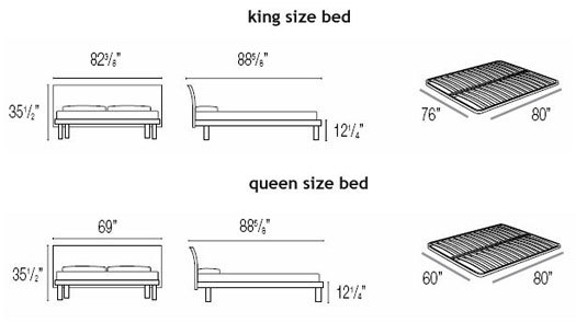 Balance bed beds bedroom calligaris modern furniture - Calligaris balances ...